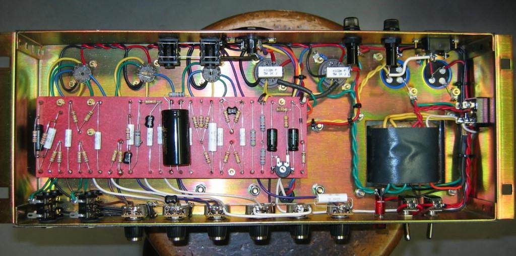 Metro 50 Watt Build | Page 2 | The Gear Page