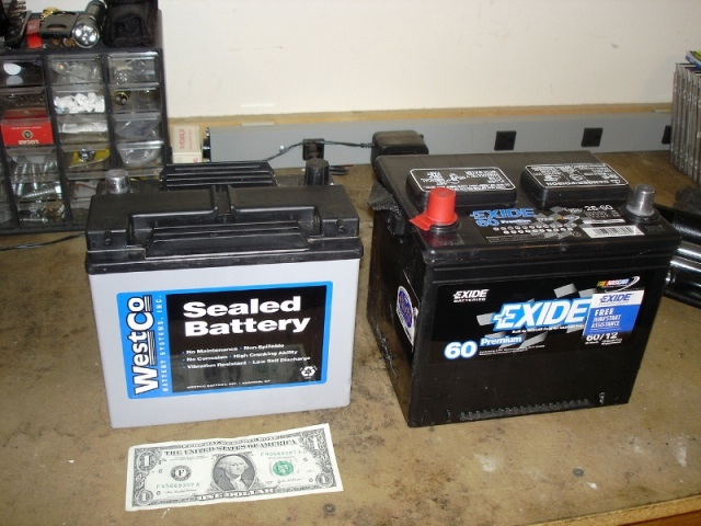 Mga Miata Battery In Mga
