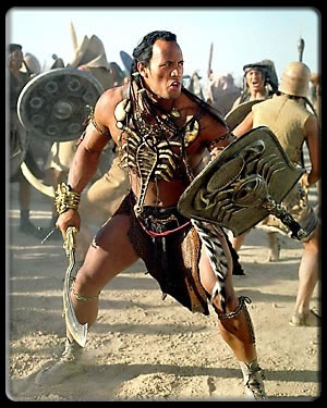 Univeral Pictures - The Mummy Returns: Scorpion King